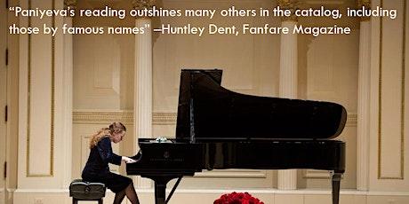 Liana Paniyeva, piano tickets