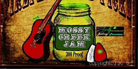 Gravel ,Grit,Fireflies & Picks / Mossy Creek Jam tickets