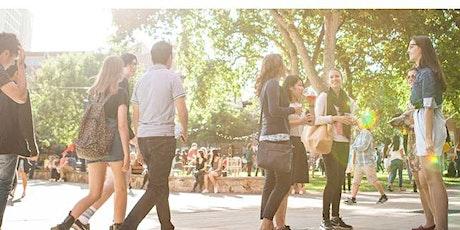 University Specialist Employment Partnership Consultant Training tickets