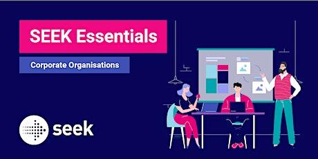 SEEK Essentials - Corporate NZ tickets