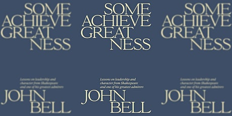 In conversation with John Bell tickets