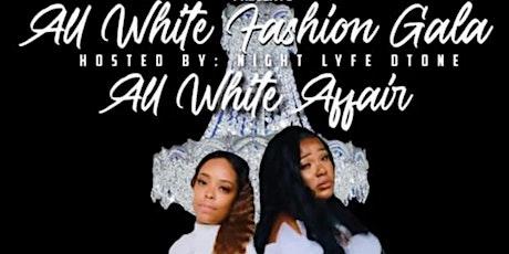 All White Fashion Gala Vendor Registration tickets