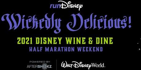 2021 Disney Wine & Dine Half Marathon Weekend tickets