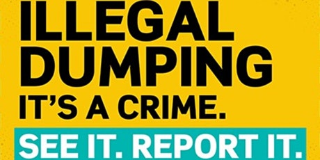 Illegal Dumping Information Session tickets