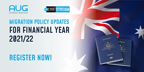 Migration Policy Updates for Financial Year 2021/22 Tickets