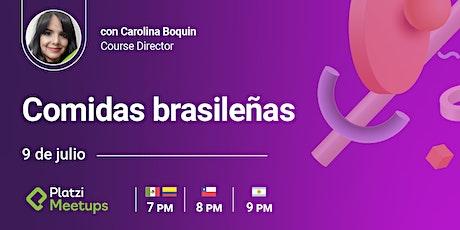 Hablemos portugués- ¡Comidas Brasileñas! boletos