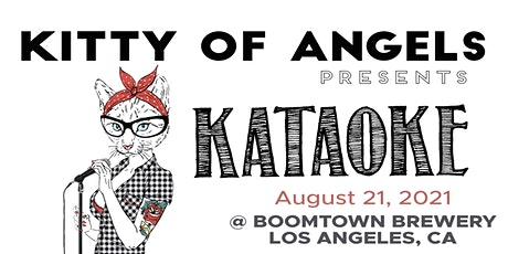 KATAOKE - Karaoke Event to Benefit Cats and Kittens tickets