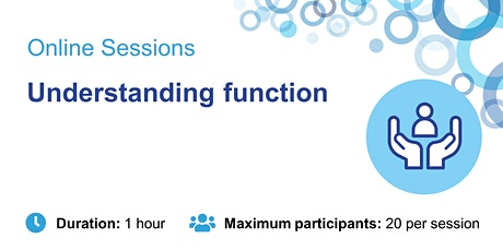 Understanding function – Head of Special Education Services tickets