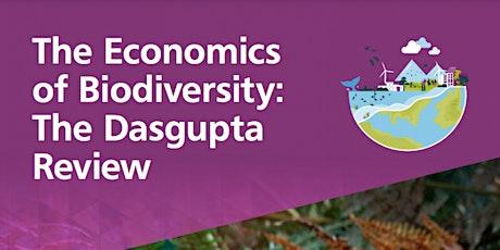 Defra Economic Strategy Seminar Series: Professor Partha Dasgputa tickets
