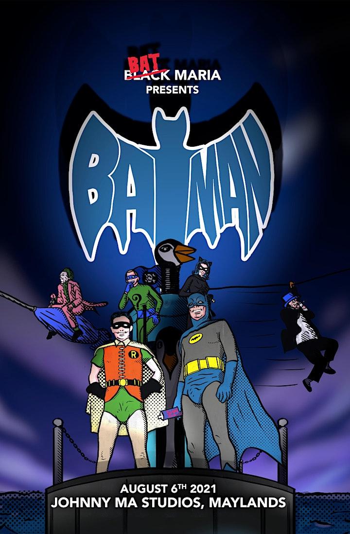 Batman (1966): The Movie! image