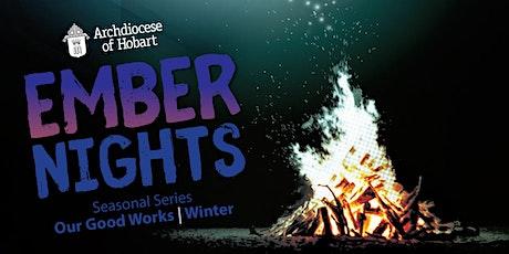 2021 Winter Ember Nights- Hobart tickets