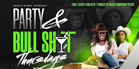 Party & Bullsh*t Thursday's @ Mix Bricktown tickets