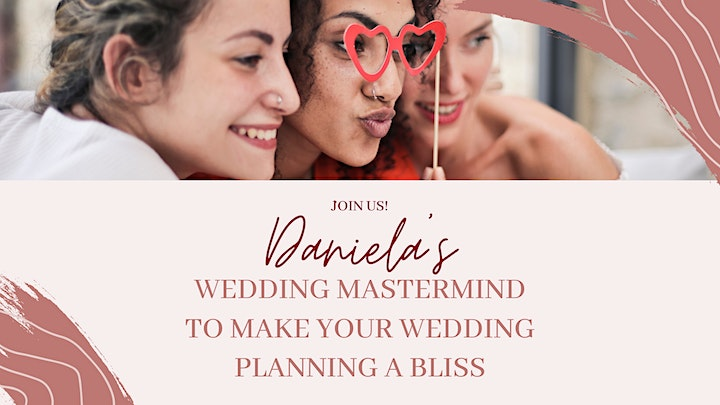 The 3 Secrets to realise your Dream Wedding image