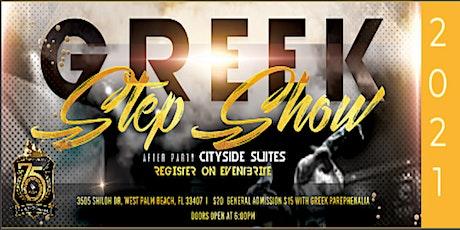 2021 Greek Step Show  Graduate Edition West Palm Beach, FL tickets