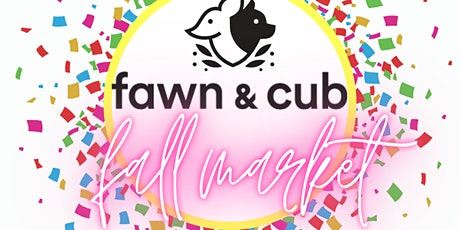 Fawn & Cub Fall Market tickets