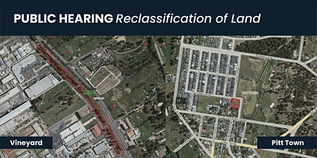 Public Hearing - Planning Proposal LEP001/19 tickets