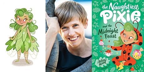 Kids' Takeover: Creative storytelling workshop with Alisa Wild tickets