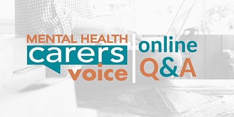 Mental Health NDIS Q & A with Feros Care tickets