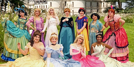 Raleigh Durham Holiday Princess Ball tickets