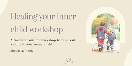 Heal Your Inner Child Workshop tickets