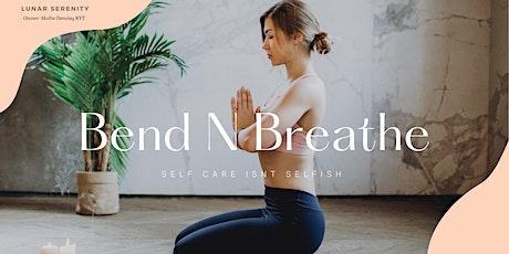 Bend N Breathe tickets