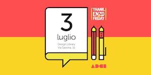 Venerdì di Enzo, la Portfolio Review ufficiale...