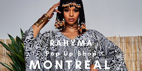 RAHYMA African Clothing Pop Up Shop :MONTREAL billets