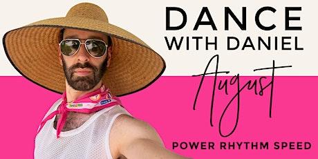 Dance With Daniel: Power Rhythm Speed tickets