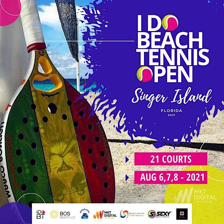 I Do Beach Tennis Open at Singer Island  - Florida image