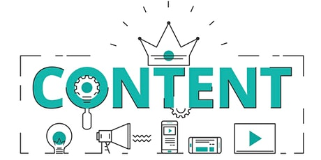 Creating Great Content for Social Media tickets