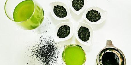 Atelier découverte & dégustation de thés verts Japonais  | 1e Édition billets
