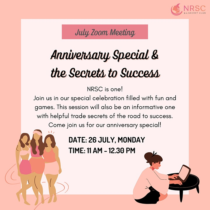 Anniversary Special & the Secrets to Success image