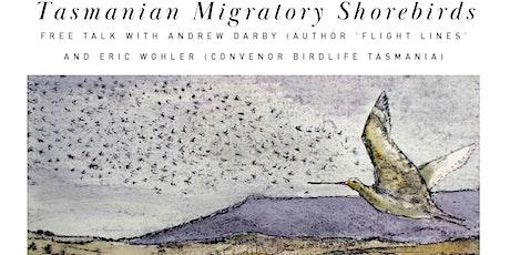 Migratory Shorebirds, Tasmania tickets
