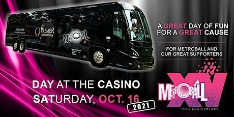 MetroBall Express - WinStar Casino Trip 2021 tickets