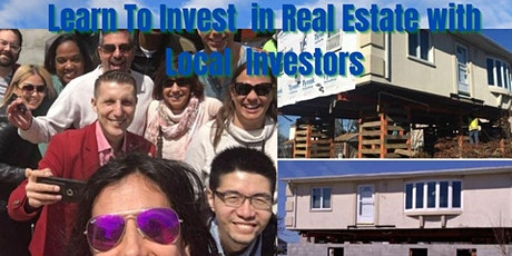 Real Estate is a TEAM SPORT-Mastermind w/ our Local Investors! tickets