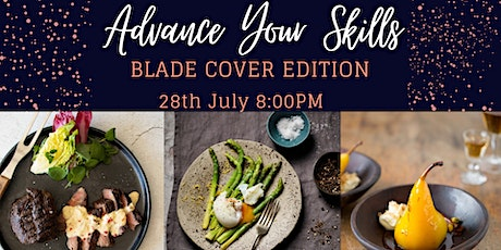 Blade cover  - Advance Your  Skills Thermomix Workshop tickets