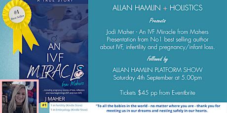 Allan Hamlin Show with Author Jodi Maher tickets