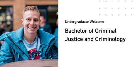 Bachelor of Criminal Justice and Criminology Welcome tickets