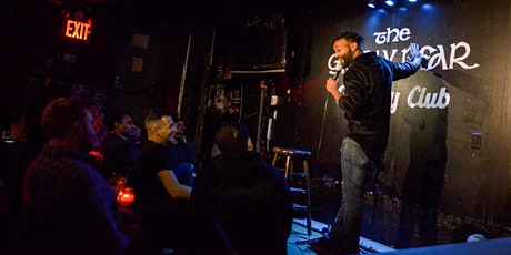 Stand Up Comedy Show | Grisly Pear Comedy Club tickets