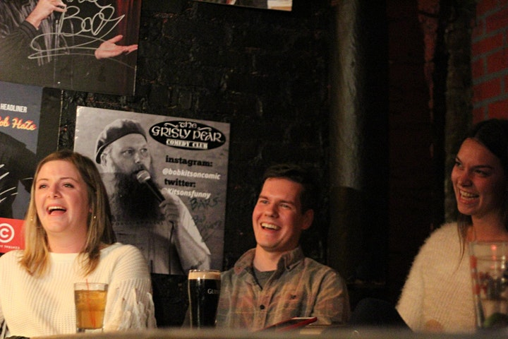 Stand Up Comedy Show | Grisly Pear Comedy Club image