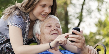 Getting confident with online privacy - Seniors morning tea tickets