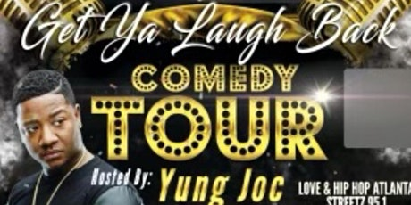 Get Ya Laugh Back Comedy Tour tickets