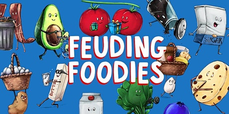 Feuding Foodies Launch Party tickets