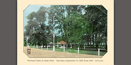 Portland Taiko Concert at Oaks Park tickets