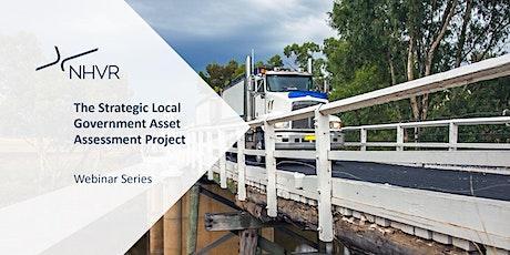 Local Road Manager SLGAAP Webinar 8 - NHVR Portal Digital Asset Management tickets