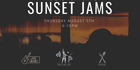 Sunset Jams : a kickback for vibrational purposes ONLY tickets