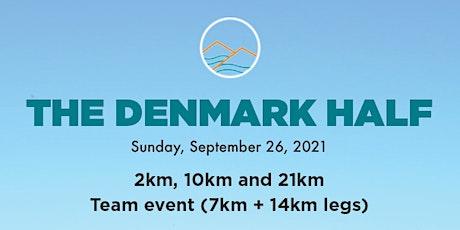 2021 Denmark Half tickets