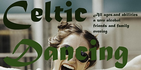 CELTIC DANCING  for all ages and abilities tickets