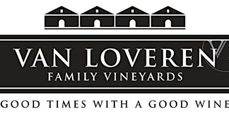 South Africa -Van Loveren Estate tickets
