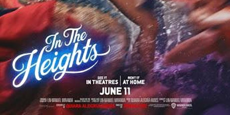 Movie: In the Heights tickets
